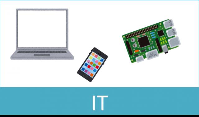 ICTとは?:ITイラスト群
