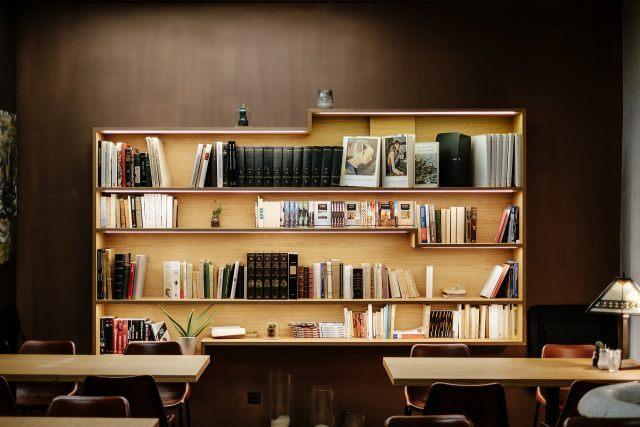 論理的思考と絵本プログラミング:本は意外と収納スペースを使う