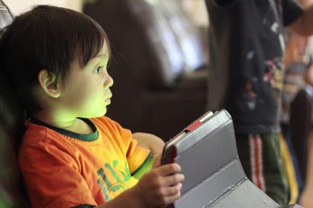 子供たちがiPadを使うICT教育最前線
