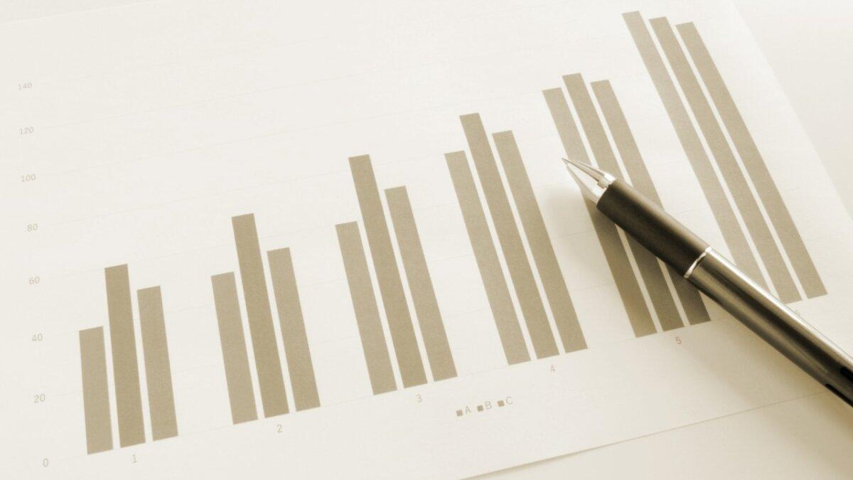 事業計画グラフ